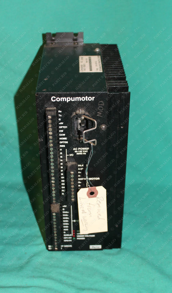 Compumotor, 96011700231, SX Series Microstep Drive Servo Amplifier Electric Motor