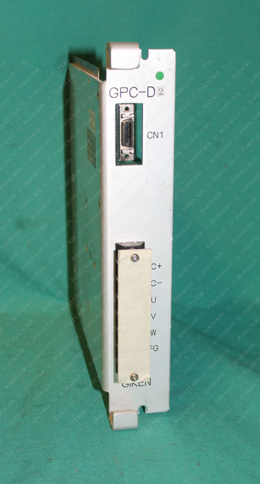 Tamagawa, GPC-D2, Power Supply Nutrunner Torque Wrench Servo  Drive Module