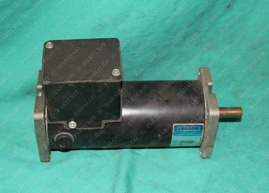 Leeson, CM31D17NZ8C, M1120042.00, Permanent Magnet Motor 90vdc 1750rpm