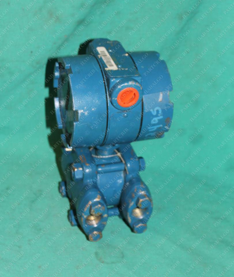 Fisher Rosemount, 1151DP6E12, Pressure Transmitter  0-100psi
