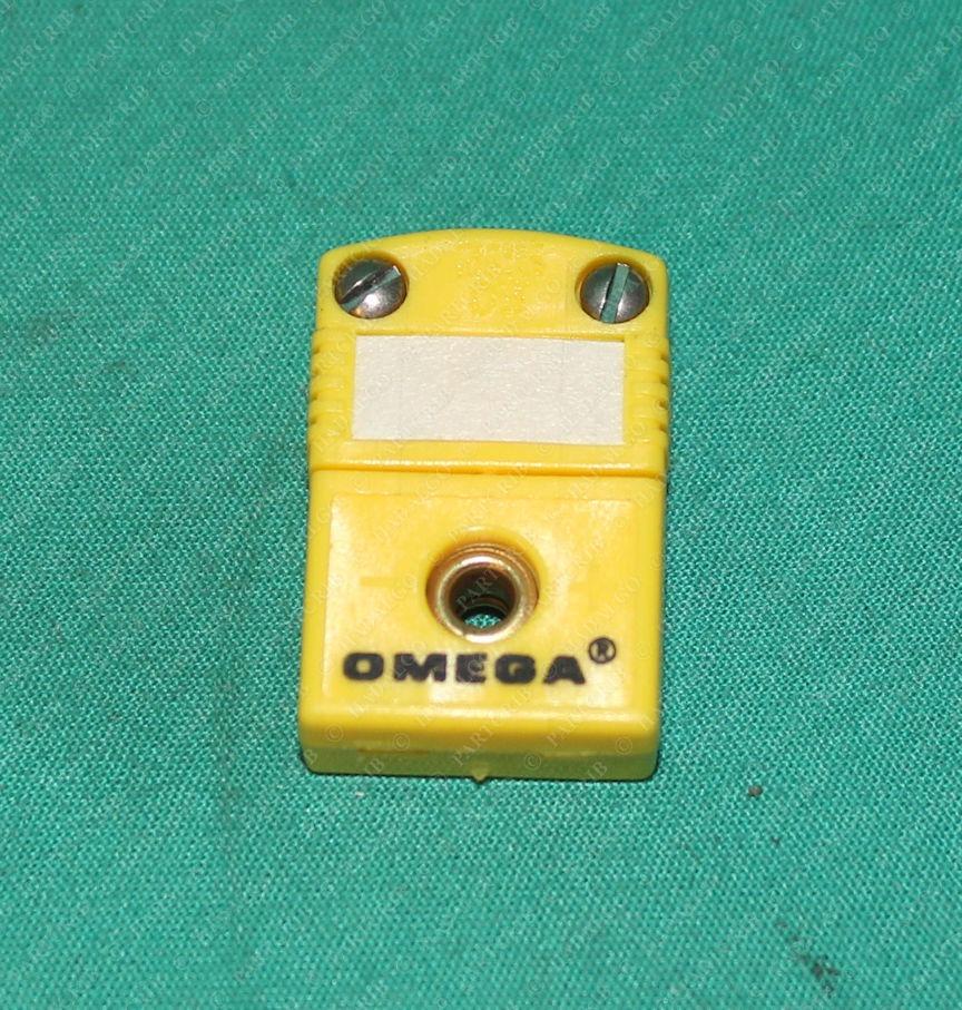 Omega, Type K, Thermocouple Connector Plug