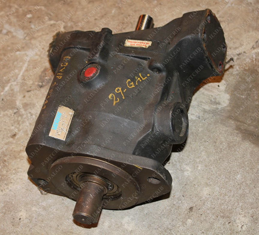 Vickers, PVB29 RSFX 20 CM 11, 396584, Hydraulic Pump 29 Gallon