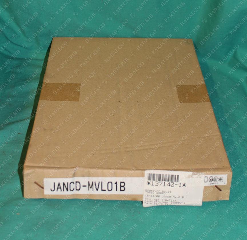 Yaskawa, JANCD-MVL01B, JANCD-MVLO1B, Motoman Robot PC Board MVL01 Turbo Board MRC