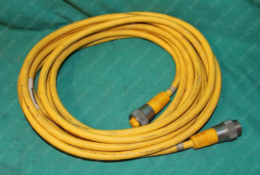 Turck, RSM RKM 36-6M, U2260-1, Minifast Cordset Cable