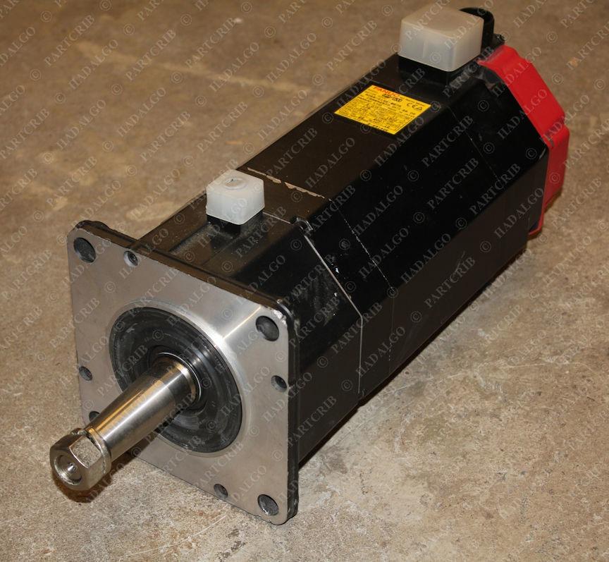 Fanuc, A06B-0146-B675, C996A2577, Alpha22/1500 AC Servo Motor