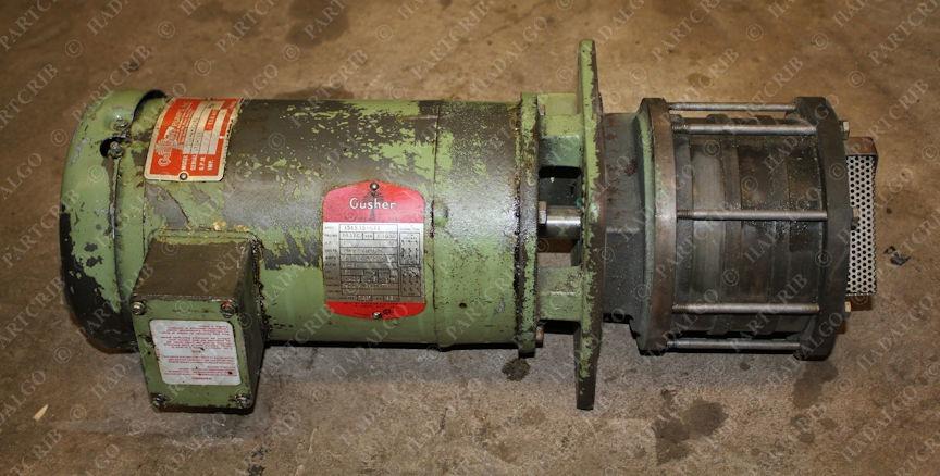 Gusher, 35K915-672, MSC4-4-200FJ, Coolant Pump 208-230/460V