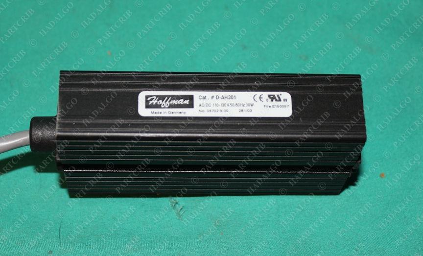 Hoffman, D-AH301, Semi Conductor Heater Pentair