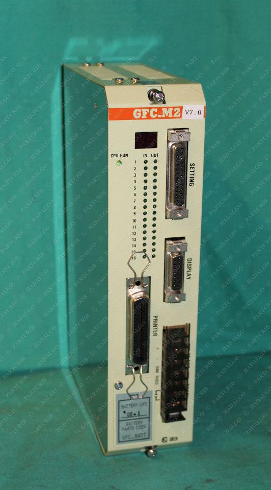 Giken, GFC.M2, Servo Controller Module