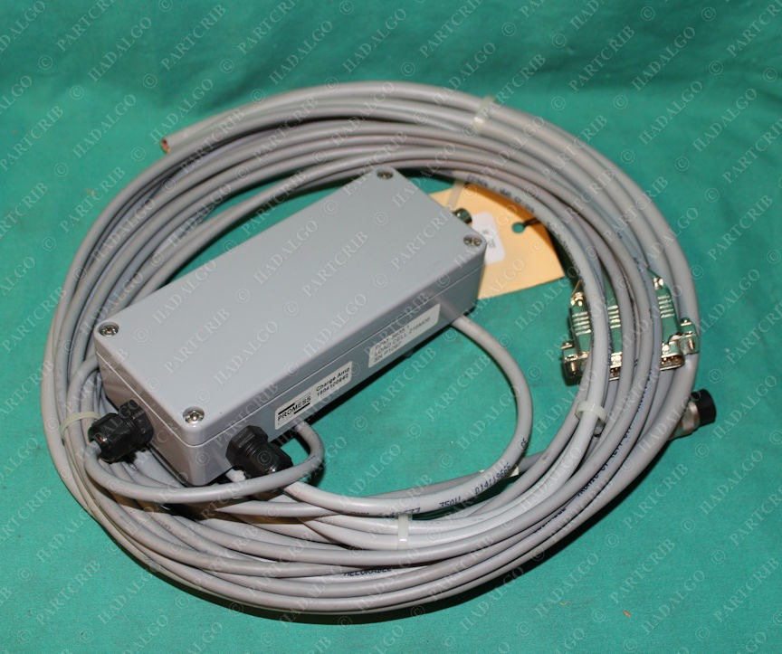 Promess, 1904100642, Charge Amp with 0701210110-15' Cable Connector