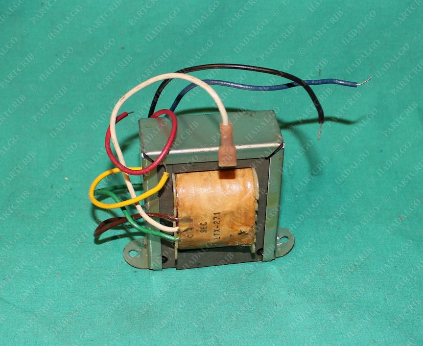 Atlas  Soundolier, LTX-271, Transformer