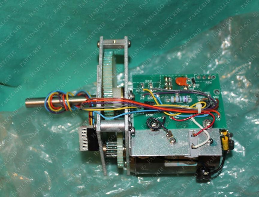 Pittman, 60-2703-095D, 60-2703-167, Gear Motor