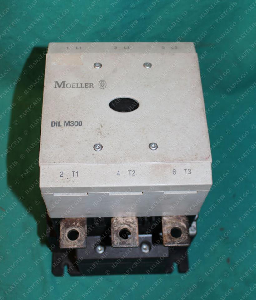 Moeller, DIL M300, DIL M300-S, Contactor Relay Starter 48-110v Coil