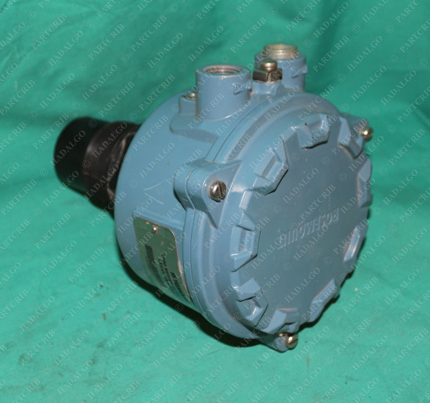 Rosemount, 3101LA1FRCG5ST, Ultrasonic Level Transmitter Type 4X/IP66