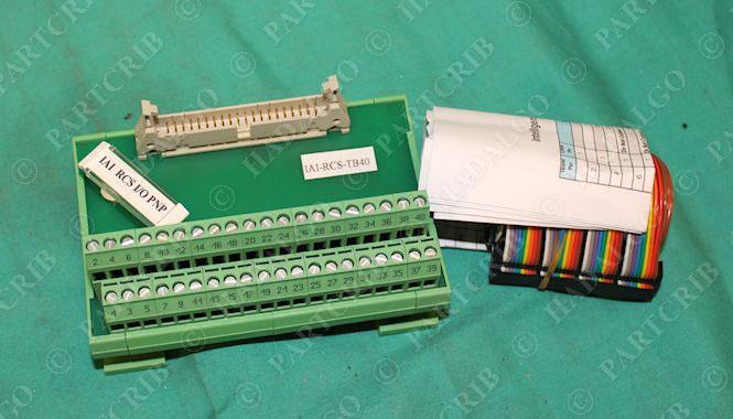 Iai Rcs Terminal Block Kit Intelligent Actuator Wiring