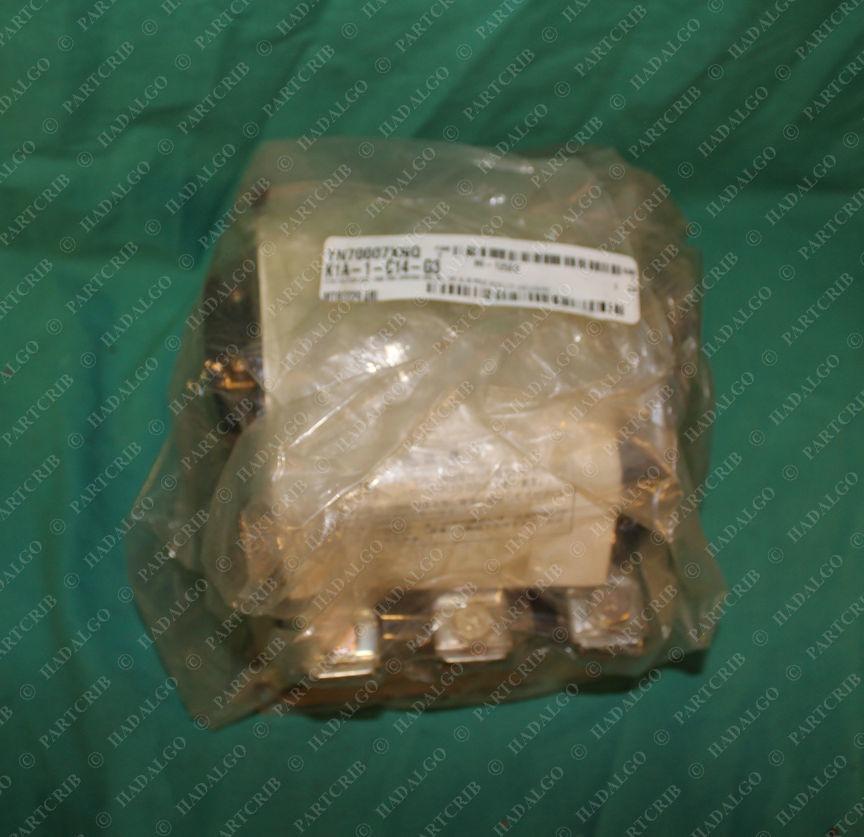 Yaskawa Electric, HI-125E2, Magnetic Contactor Starter Relay 220A 150a