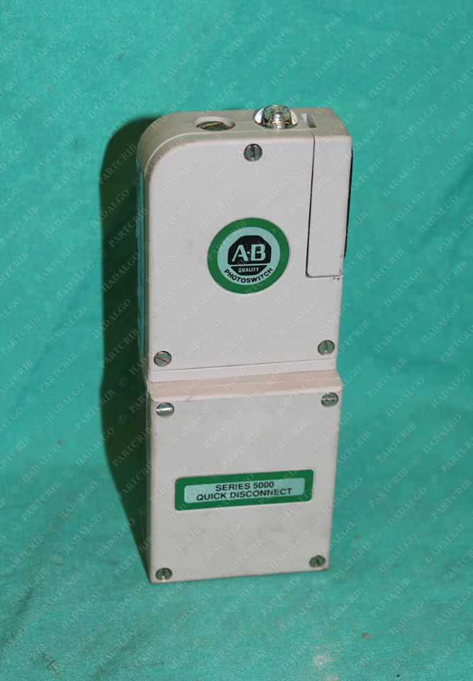 Allen Bradley, 42MTB-5003, Photoswitch Terminal Base w/ 42MRU-5200 Photohead