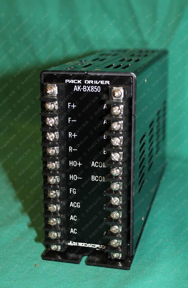 APC, AK-BX850, Pack Driver Power Supply Stepper Motor Asahi
