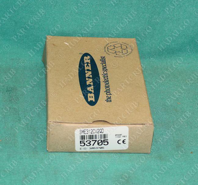 EZ Beam Photoelectric Sensor Switch M18 NEW Banner M18SP6FF25Q 58433