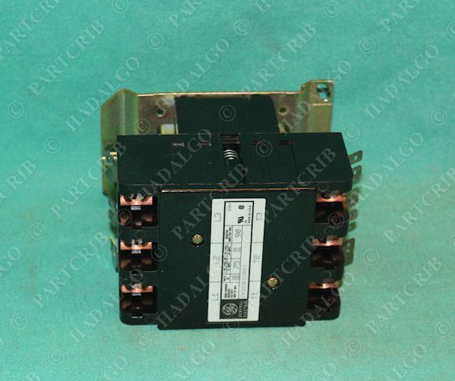 Ge  Cr353eg3ba1  Contactor 75a 3poles New