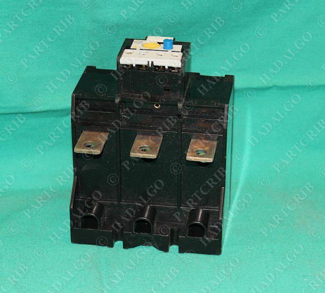 GE RTN3E Manual Reset Overload Relay CK75C-CK08C 110-140a 140 amp NEW