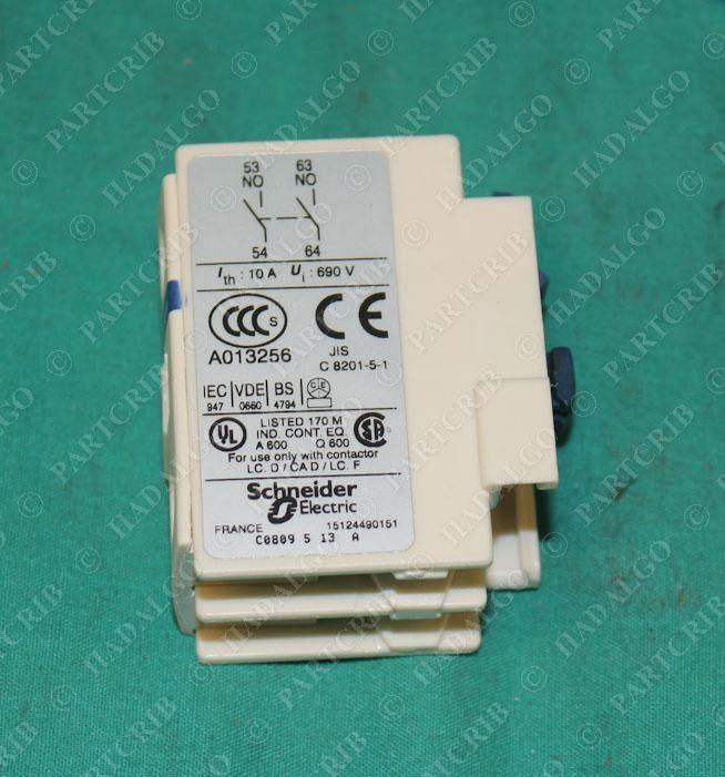 Telemechanique LADN20 Contact Block