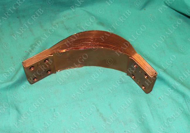 Copper Shunt 171-1450-J .375 X 2 X 14.5 Welding Shunt Spot Welder Conductor Wire