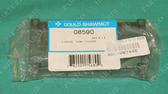 Gould Shawmut Large PDB Cover 08590 thomas Betts T&B