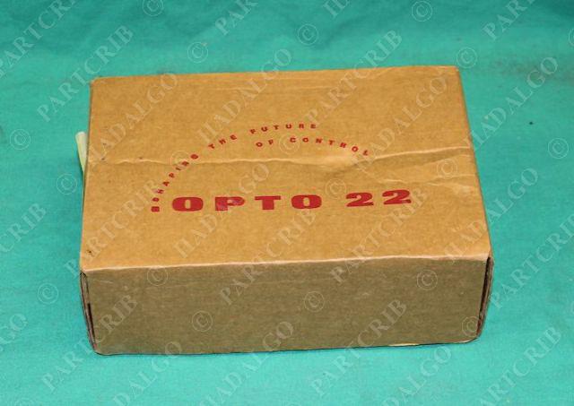 Opto 22 B6 Analog Brain Pamux Protocol NEW