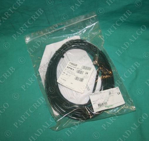 Schneider Automation AS-990NAD21130 Modbus + Drop Cable 6M Modicon PLC Wire  NEW