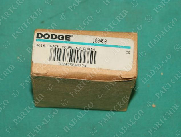Dodge, 100490, Coupling Chain 4016 NEW