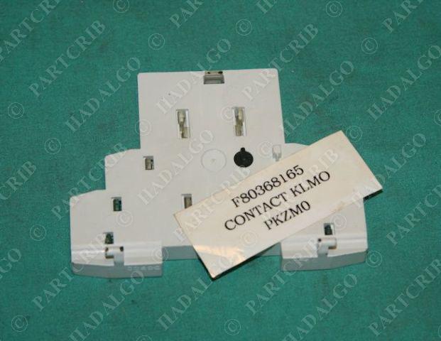 Klockner Moeller, NHI11-PKZ0, Auxiliary Contact Contactor Kit NEW
