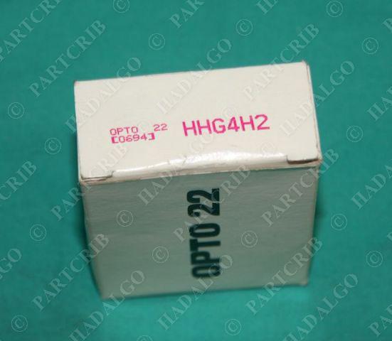 Opto 22, HHG4H2, Ribbon Cable Wire Local Horizontal Brick NEW