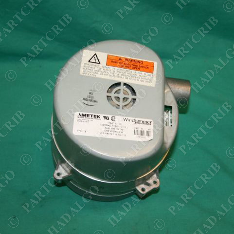 Ametek Windjammer 116632-06 Brushless Blower Vacuum 130CT10 NEW