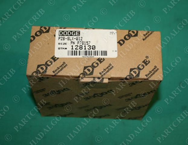 Dodge, INS-SXV-012, Eccentric Mounted Ball Bearing NEW