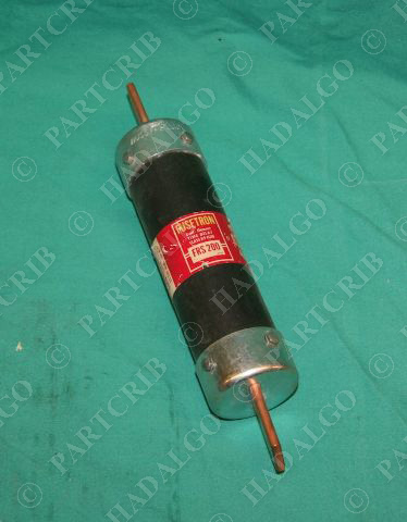 Buss, FRS200, FRS 200, Bussmann Fusetron Time-Delay Fuse 200 Amp NEW