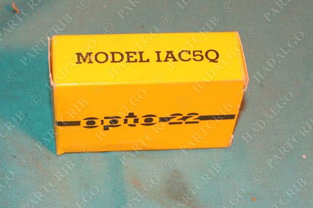Opto 22 IAC5Q Input/Output Module NEW