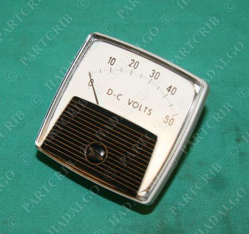 Yokogawa Model 250 Panel Meter 0-50DCV 96J201 0-50v VDC DC Volts NEW