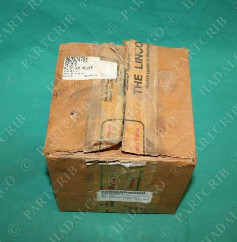 Magnetek, JB1P100N, M-17235-U, Welder Fan Motor NEW