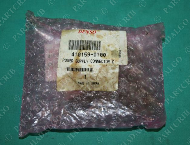 Denso, 410159-0100, Power Supply Connector Plug NEW