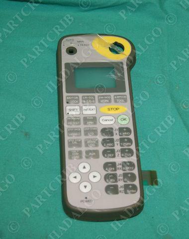 Denso, 410110-0321, Upper Case Touch Pad JRC Motoman Yaskawa Robot Teach Pendant