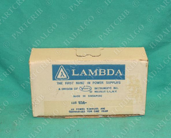 Lambda, LUS 10A-5, Power Supply NEW