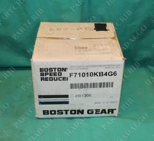 X713-3A-4M-101 Boston Gear CUSTOM O//P SUB-ASSY FOR 81858