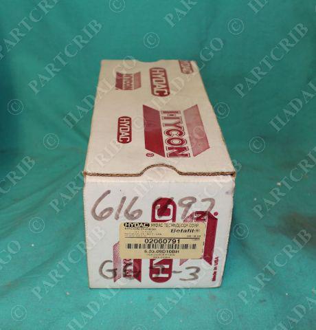 Hydac, 02060791, 5.03.09D10BH, Hydraulic Filter NEW