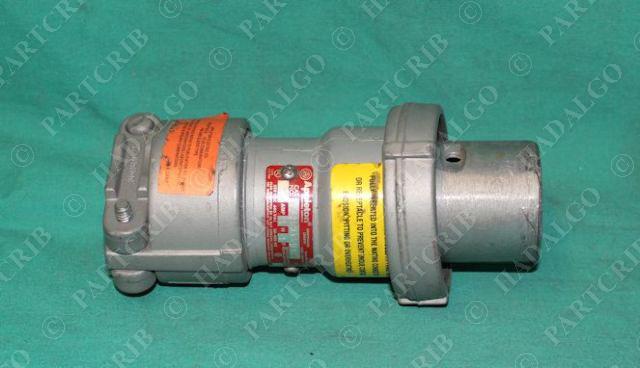 Appleton, ACP3034BC, Powertite Connector Plug 30A 3W 4P NEW