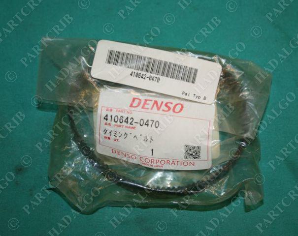 Denso, 410642-0470, Unitta 303-3GT-20 J4 Timing Belt 4th Axis HS Series NEW