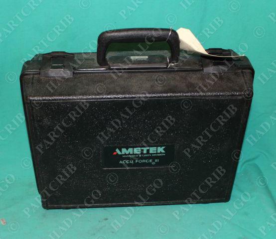 Ametek, AF3250, Accu Force III 0-250lb  NEW