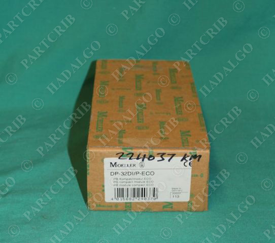 Moeller, DP-32DI/P-ECO, Profibus DP WINBloc ECO Compact Module NEW