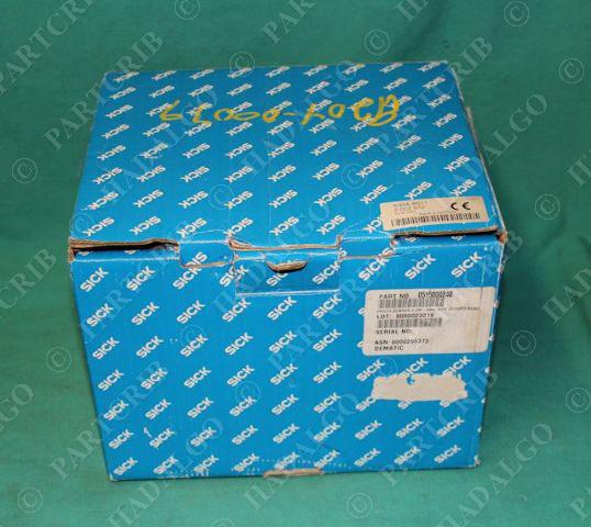 Sick Optic, S30A-6011XX, Safety Laser Scanner Sensor 5.5M Range NEW