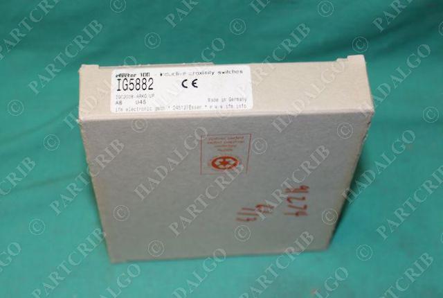 IFM, IG5882, IGC2008-ARKG/UP, Efector Proximtiy Switch Sensor NEW