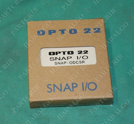 Opto 22, SNAP-ODC5R, SNAPODC5R, Snap I/O Module Relay SSR 4 Channel Output NEW
